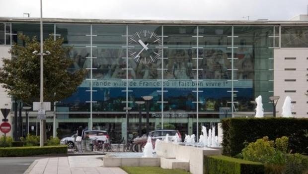 La gare d'Angers se met au vert | La Revue de Technitoit | Scoop.it