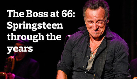 Bruce Springsteen adds 3rd show at MetLife Stadium this summer - NJ Com | Bruce Springsteen | Scoop.it