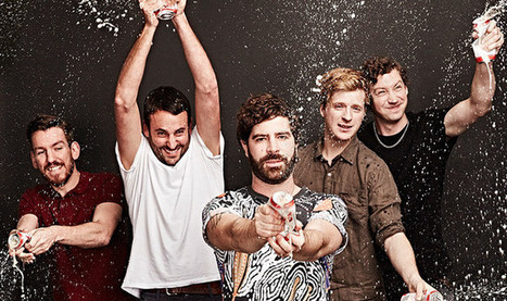 Foals picked up by a pizza delivery driver while hitchhiking to Brit Awards | Music Extravaganza | Scoop.it