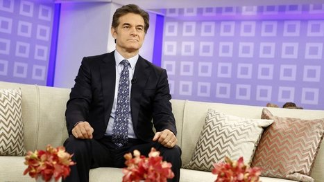 Why Dr. Oz can say anything and keep his medical license | How To Lose Weight And Burn Belly Fat | Scoop.it