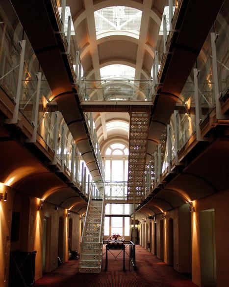 Hotel Boutique em antiga prisão do Castelo de Oxford | Dicas de Viagem Europa | Scoop.it