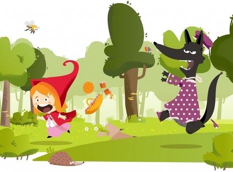 Comment les contes aident-ils les enfants à grandir? / France Inter | Bib & numérique | Scoop.it