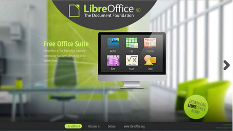 LibreOffice 4.1 arrives with better interoperability | TDF & LibreOffice | Scoop.it