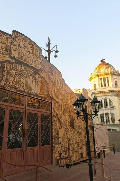 El Gran Teatro Príncipe Pío en la antigua estación | EnTRENtenimiento | Scoop.it