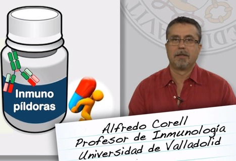 Más de MEDIO MILLÓN de visitas a las #Inmunopíldoras | Immunology for University Students | Scoop.it