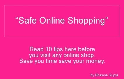 Top 10 Online Shopping Tips | Shopping | Scoop.it