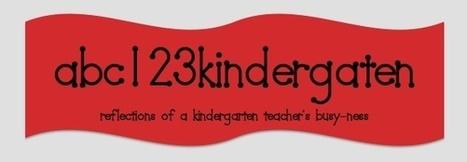 abc123kindergarten: Ipads in Education and FREEBIE Link | iPads in Kindergarten | Scoop.it
