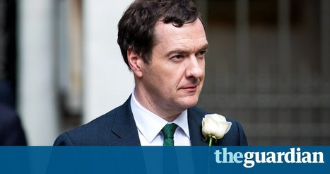 George Osborne weighs his chances in leadership race | My Scotland | Scoop.it