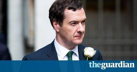 George Osborne weighs his chances in leadership race   My Scotland   Scoop.it