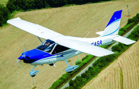 FLIGHT TEST: Tecnam P2010 triumphs - Flightglobal   Light Sport Aircraft   Scoop.it