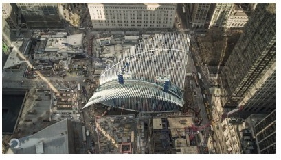 [NY-WTC Station] 6 Takeaways From NYMag's Article On Calatrava's $4 Billion WTC Station | The Architecture of the City | Scoop.it