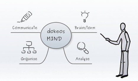 Dokeos MIND - free mindmapping software | immersive media | Scoop.it