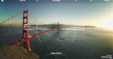 Security Drones Dominate San Francisco, Then the City Fights Back | Disruptive Innovation | Scoop.it