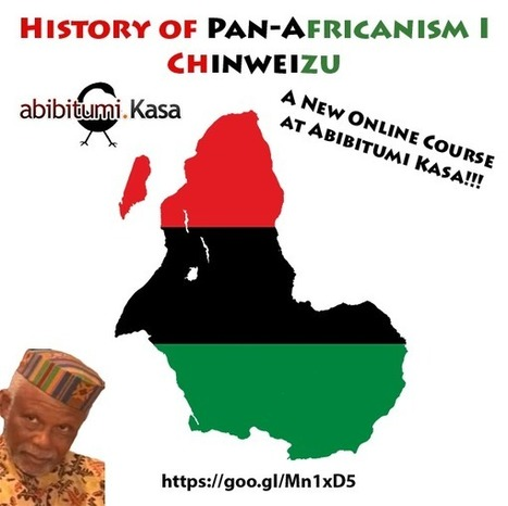 """""""Chinweizu: History of Pan-Africanism"""" - Register for this once-in-a-lifetime online class 