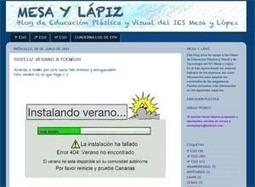 Cuadernillos descargables para trabajar la educación Plástica en Secundaria | Educación | Scoop.it