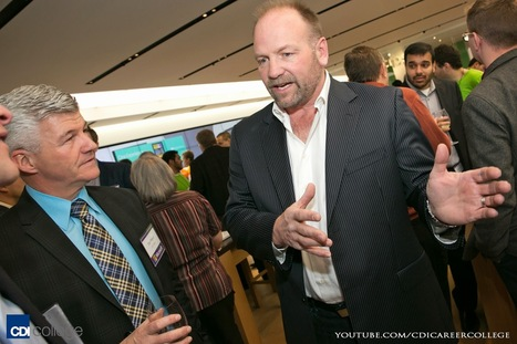 CDI College: CDI College Participates at Microsoft Store Opening at Square One in Mississauga Ontario | CDI College | Scoop.it