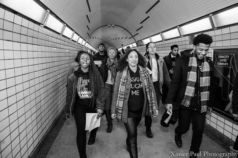 Young Artists Creatively Protest Against Police Brutality | Activism, Protest, Citizen Movements, Social Justice | Scoop.it
