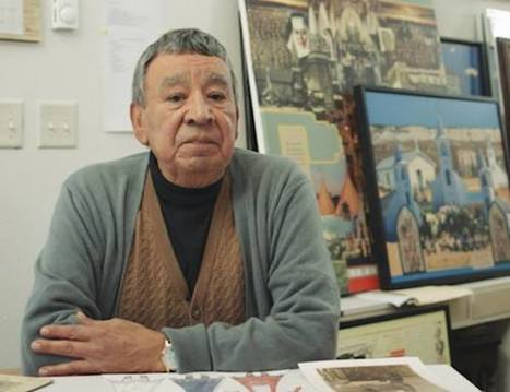 Today! Arthur Amiotte Artist Lecture - FREE at the Washington Pavilion | Art and Events Sioux Falls | Scoop.it