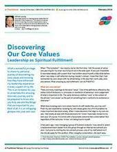 Discovering Our Core Values | Art of Hosting | Scoop.it