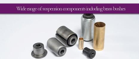 Sanderson Parts - Buy Leaf Springs, Parabolic Springs, U Bolts Online UK | Buy Leaf Springs | Scoop.it