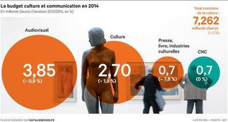 Nouvelle baisse du budget de la culture à prévoir en 2014   Toutelaculture   Nouvelle baisse du budget de la culture à prévoir en 2014   Mécénat de la culture   Scoop.it