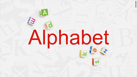 Google is now Alphabet. What it means ... in 2 minutes | Entrepreneurship, Innovation | Scoop.it