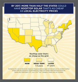 Infographic: Affordable Rooftop Solar in the United States   New Energy Economy   Scoop.it