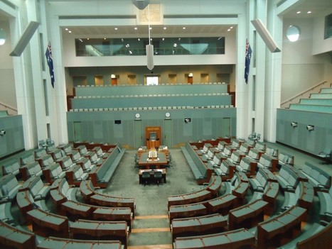 Australian Government Lesson Plan - Law making in the House of Representatives | History | Scoop.it