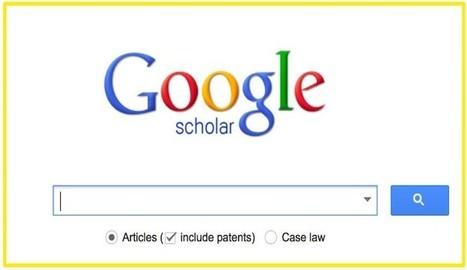 Te enseñamos a crear una biblioteca en Google Scholar - Nerdilandia | BiblioVeneranda | Scoop.it