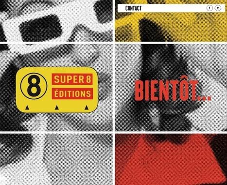 Création de Super 8, petite soeur de Sonatine Éditions | Les livres - actualités et critiques | Scoop.it