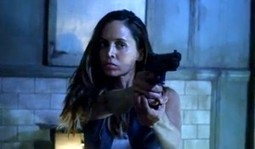 Eliza Dushku Stars in Kevin Tancharoen's Sci-Fi Short Gable V - Shockya.com | Stuff that Tweaks | Scoop.it