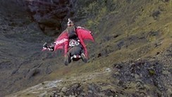 Volcanic Réunion Island Wingsuit Jump | The Perfect Flight, Ep. 4 | SPORT EVENTS | Scoop.it