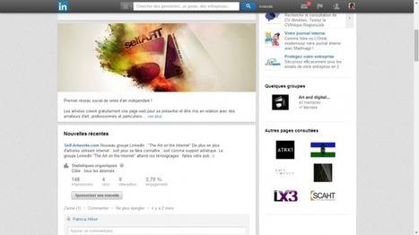 Tutoriel LinkedIn : créer une page Entreprise - Arkadia Communication | Web Marketing | Scoop.it
