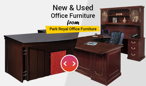 New & Used Office Furniture from Park Royal Office Furnitur | Office Furniture UK | Scoop.it
