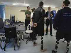 Britain's war heroes to receive 'bionic' legs in £6.5m deal | The Indigenous Uprising of the British Isles | Scoop.it