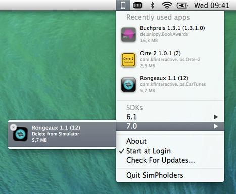SimPholders for OSX | Apple | Scoop.it