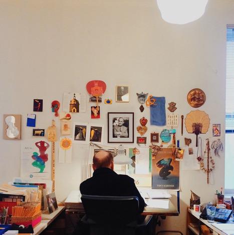 """Design has nothing to do with art"": Design legend Milton Glaser dispels a universal misunderstanding | Brand Design | Scoop.it"