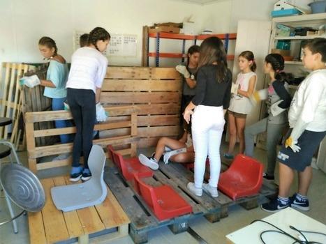 L'Institut Escola la Tordera: projecte de millora del pati amb els alumnes | Full Informatiu Digital del CRP Vallès Oriental III | Scoop.it