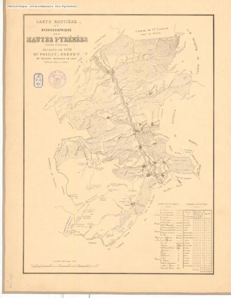 Sur la route du passé dans le canton d'Arreau (1876) | Vallée d'Aure - Pyrénées | Scoop.it