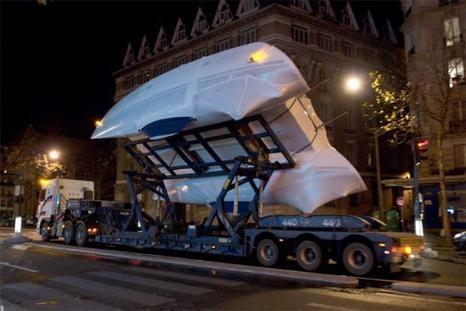 Nautic 2012 : Les grands bateaux débarquent dans la capitale - Multicoques Magazine | Bretagne Info Nautisme : les entreprises du nautisme en Bretagne | Scoop.it