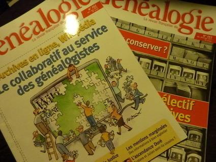 Méthode et projets en généalogie | Le nuage de Paris | L'écho d'antan | Scoop.it