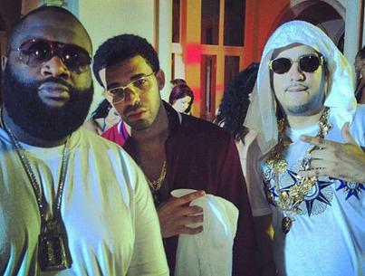 Video: French Montana f/ Rick Ross, Drake, & Lil Wayne – 'Pop That' | Grimes Music & Social Media Scoop | Scoop.it