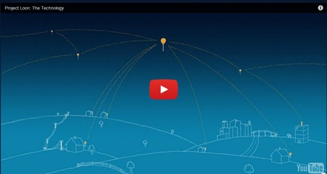 Project Loon by Google | Technology of the Future | Scoop.it