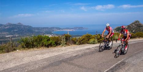 Lancement à Speloncato du  plan Vélo pour  la Balagne | Ile Rousse Tourisme | Scoop.it