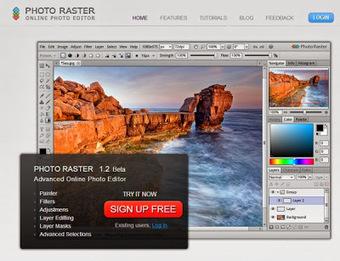 @t_applicada: 4 editores de imágenes online que se parecen a Photoshop | Enseñanza Adultos | Scoop.it