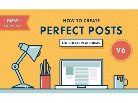 Crafting the Perfect Social Posts (Infographic) | Social Web-Kompetenz in der IT-Berufsausbildung | Scoop.it