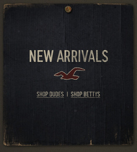 Hollister Co. | So Cal inspired clothing for Dudes and Bettys | Culture Traits | Scoop.it