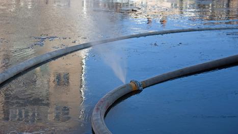 A New Way To Clean Up Dirty Water, And Generate Power In The Process | Traitement de l'eau par les UV par ABIOTEC | Scoop.it