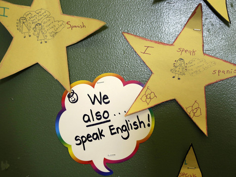For Latino Parents, Bilingual Classrooms Aren't Just About Language | Spanish in the United States | Scoop.it