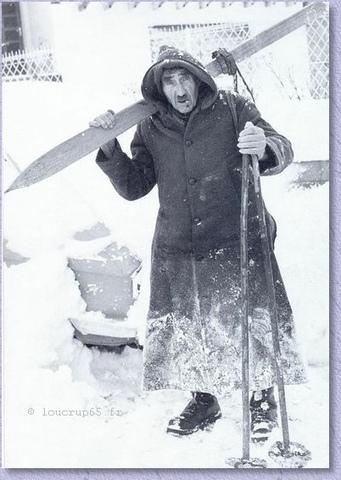 Histoire du ski dans les Hautes-Pyrénées | Loucrup 65 | Vallée d'Aure - Pyrénées | Scoop.it